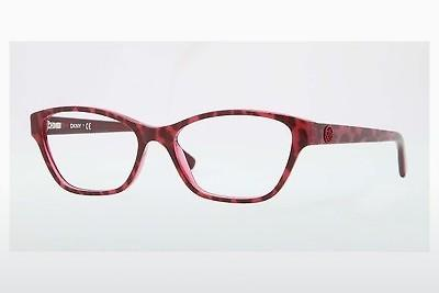 Brille DKNY DY4644 3617 - Leopard, Rosa