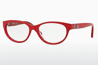 Brille DKNY DY4655M 3634 - Rot, Transparent