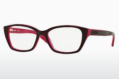 Brille DKNY DY4668 3686 - Rot, Bordeaux