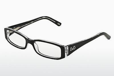 Brille D&G INSTITUTIONAL LOGO (DD1179 675) - Schwarz