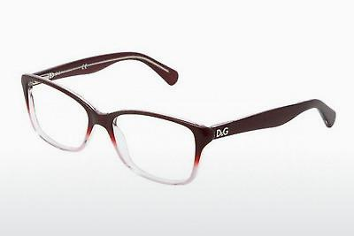 Brille D&G PLAYFUL CHIC (DD1246 2601) - Rot, Marc