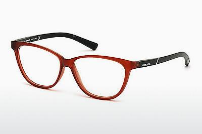 Brille Diesel DL5180 070 - Burgund, Bordeaux, Matt
