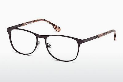 Brille Diesel DL5185 070 - Burgund, Bordeaux, Matt