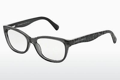 Brille Dolce & Gabbana MATT SILK (DG3136 1861) - Transparent