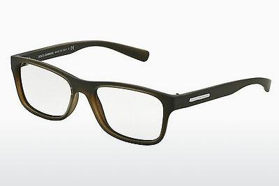 Brille Dolce & Gabbana YOUNG&COLOURED (DG5005 2898) - Grün, Military