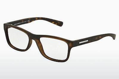 Brille Dolce & Gabbana YOUNG&COLOURED (DG5005 2899) - Braun, Havanna