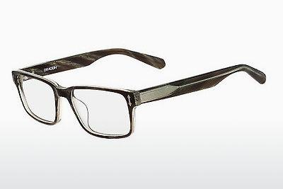 Brille Dragon DR136 OWEN 308 - Grün, Horn
