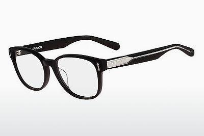 Brille Dragon DR137 MAX 002 - Schwarz, Matt