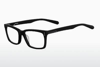 Brille Dragon DR147 NATE 002 - Schwarz, Matt