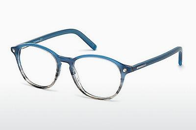 Brille Dsquared DQ5126 086 - Blau, Azurblue