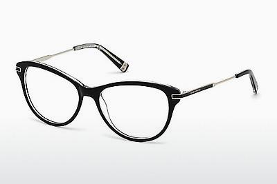 Brille Dsquared DQ5163 003 - Schwarz, Transparent