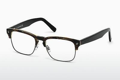 Brille Dsquared DQ5178 062 - Braun, Horn, Ivory