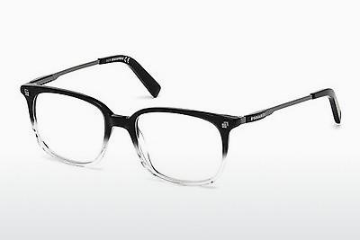 Brille Dsquared DQ5198 003 - Schwarz, Transparent