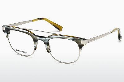 Brille Dsquared DQ5210 060 - Horn, Horn