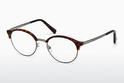 Brille Ermenegildo Zegna EZ5015 053 - Havanna, Yellow, Blond, Brown
