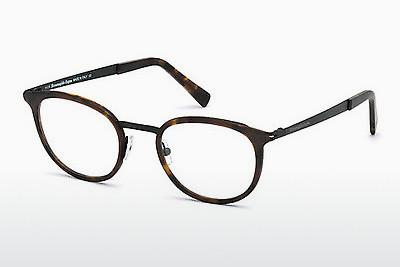 Brille Ermenegildo Zegna EZ5048 053 - Havanna, Yellow, Blond, Brown