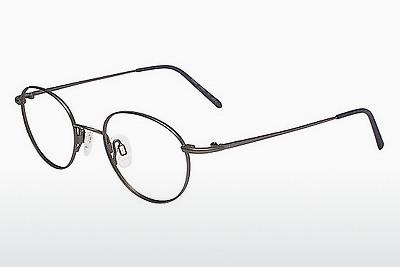 Brille Flexon 623 014 - Rotguss