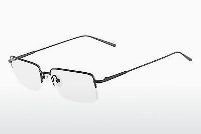 Brille Flexon BRIN 001 - Schwarz, Chrome