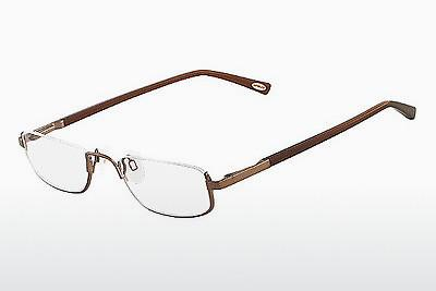 Brille Flexon DR. ROBERT 210 - Braun