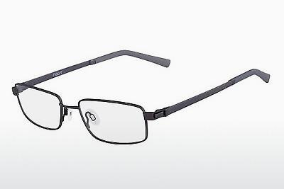 Brille Flexon E1050 033 - Rotguss, Satin