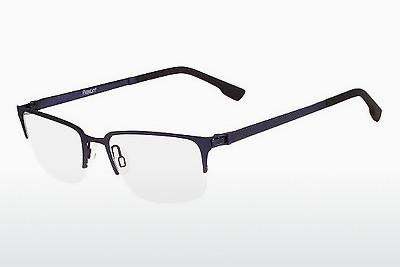 Brille Flexon E1053 412 - Blau, Dark