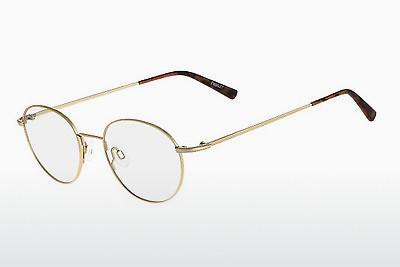 Brille Flexon EDISON 600 710 - Gold