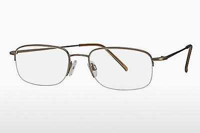 Brille Flexon FLX 806MAG-SET 905 - Braun