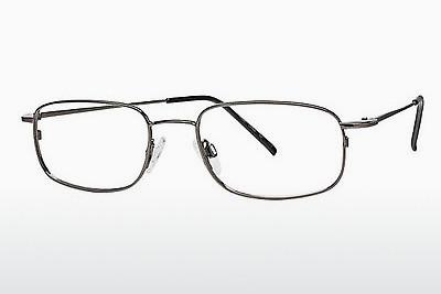 Brille Flexon FLX 810MAG-SET 033 - Rotguss