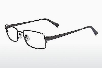 Brille Flexon FLX 889MAG-SET 001 - Schwarz, Chrome