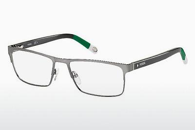 Brille Fossil FOS 6015 GXT - Silber