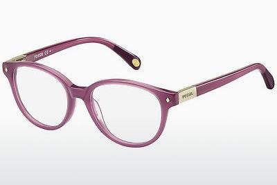 Brille Fossil FOS 6046 VYE - Purpur