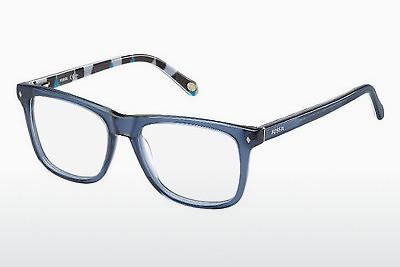 Brille Fossil FOS 6052 MBA - Blau, Flowers