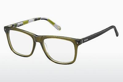 Brille Fossil FOS 6052 MBD - Grün, Flowers