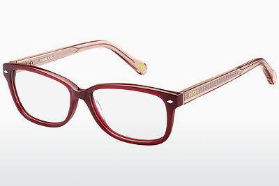 Brille Fossil FOS 6063 OKI - Rot, Rosa