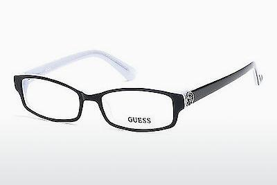 Brille Guess GU2526 003 - Schwarz, Transparent
