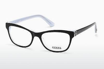 Brille Guess GU2527 003 - Schwarz, Transparent