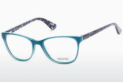 Brille Guess GU2547 087 - Blau, Turquoise, Shiny