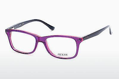 Brille Guess GU2579 081 - Purpur