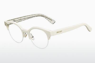 Brille Jimmy Choo JC151 QA6 - Weiß, Gold