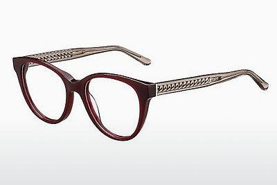 Brille Jimmy Choo JC194 C19 - Rot, Rosa