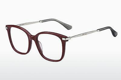 Brille Jimmy Choo JC195 C9A - Rot