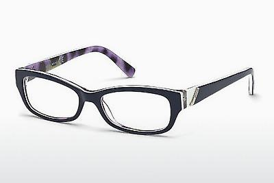 Brille Just Cavalli JC0538 086 - Blau, Azurblue