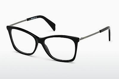 Brille Just Cavalli JC0705 001 - Schwarz, Shiny