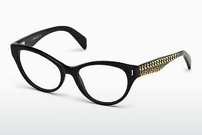 Brille Just Cavalli JC0747 001 - Schwarz, Shiny