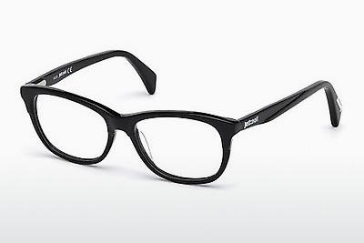 Brille Just Cavalli JC0749 001 - Schwarz, Shiny