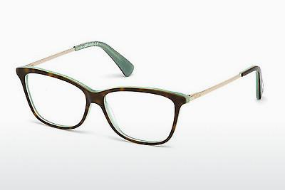 Brille Just Cavalli JC0754 056 - Braun, Havanna