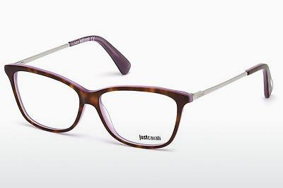 Brille Just Cavalli JC0754 A56 - Braun, Havanna