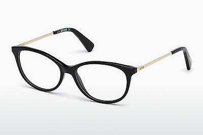 Brille Just Cavalli JC0755 001 - Schwarz, Shiny