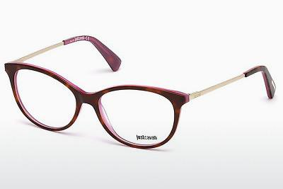 Brille Just Cavalli JC0755 A56 - Braun, Havanna