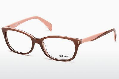 Brille Just Cavalli JC0774 047 - Braun, Bright